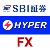 iPhone、iPadアプリ「HYPER FXアプリ-FX・為替 SBI証券の取引アプリ」のアイコン