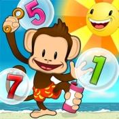 iPhone、iPadアプリ「Monkey Math School Sunshine」のアイコン