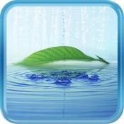 iPhone、iPadアプリ「メガネおためし君」のアイコン