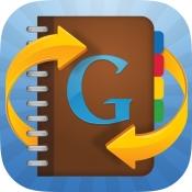 iPhone、iPadアプリ「Google Gmail用コンタクト・シンク」のアイコン
