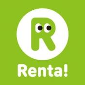 iPhone、iPadアプリ「Renta! Reader」のアイコン