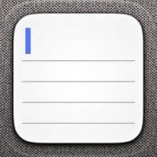 iPhone、iPadアプリ「Writron : リトロン テキスト ライター」のアイコン