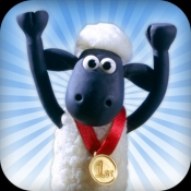 iPhone、iPadアプリ「Shaun the Sheep - Fleece Lightning」のアイコン