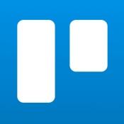 iPhone、iPadアプリ「Trello」のアイコン