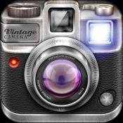 iPhone、iPadアプリ「Vintage Camera Pro」のアイコン