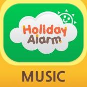 iPhone、iPadアプリ「音楽アラーム GOLD」のアイコン