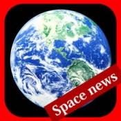 iPhone、iPadアプリ「宇宙※最新ニュース」のアイコン