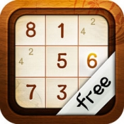 iPhone、iPadアプリ「頭脳パズルゲーム、「ナンプレ」無料」のアイコン