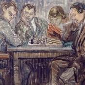 iPhone、iPadアプリ「Chess Puzzles: World Champions」のアイコン