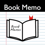 iPhone、iPadアプリ「ぶくめも -Book Memo-」のアイコン