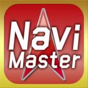 iPhone、iPadアプリ「ナビマスター」のアイコン