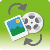 iPhone、iPadアプリ「Easy Photo & Video Transfer」のアイコン