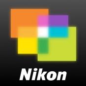 iPhone、iPadアプリ「NIKON IMAGE SPACE」のアイコン