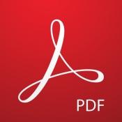 iPhone、iPadアプリ「Adobe Acrobat Reader: PDF作成・管理」のアイコン