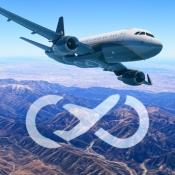 iPhone、iPadアプリ「Infinite Flight Simulator」のアイコン
