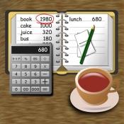iPhone、iPadアプリ「すぐ家計簿」のアイコン