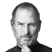 iPhone、iPadアプリ「スティーブ・ジョブズ」のアイコン