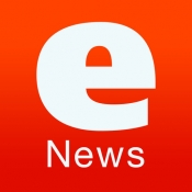 iPhone、iPadアプリ「エキサイトニュース」のアイコン
