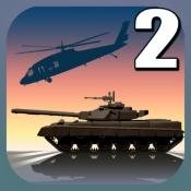 iPhone、iPadアプリ「Modern Conflict 2」のアイコン