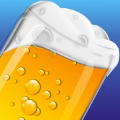 iPhone、iPadアプリ「今すぐビール!iBeer」のアイコン