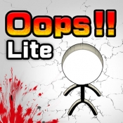 iPhone、iPadアプリ「Mr.Oops!!Lite」のアイコン