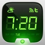 iPhone、iPadアプリ「目覚まし時計HD - デジタル目覚まし時計」のアイコン