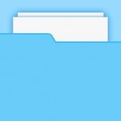 iPhone、iPadアプリ「ファイルマネージャ File Manager」のアイコン