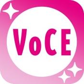 iPhone、iPadアプリ「VOCE(ヴォーチェ)」のアイコン