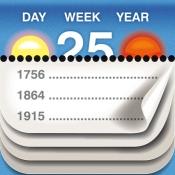iPhone、iPadアプリ「Calendarium - この日についてのすべて」のアイコン