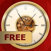 iPhone、iPadアプリ「A.V. Clock and Alarm FREE」のアイコン