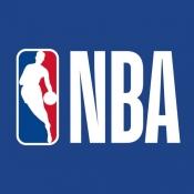 iPhone、iPadアプリ「NBA App」のアイコン