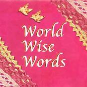 iPhone、iPadアプリ「すてき女子のための世界の名言」のアイコン