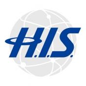 iPhone、iPadアプリ「H.I.S. 航空券・ホテル」のアイコン