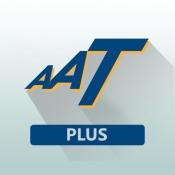 iPhone、iPadアプリ「AAT Mobile Plus」のアイコン
