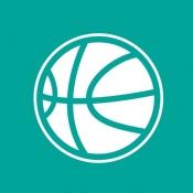 iPhone、iPadアプリ「HOOP J バスケットボール スコア」のアイコン