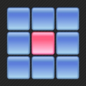 iPhone、iPadアプリ「反射神経測定」のアイコン