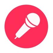 iPhone、iPadアプリ「うたスマ - 持ってる曲で採点カラオケ」のアイコン