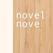 iPhone、iPadアプリ「参加する小説 ノベル・ノーヴェ リレー小説の読書&執筆アプリ」のアイコン