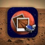 iPhone、iPadアプリ「Mars Images」のアイコン