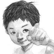 iPhone、iPadアプリ「Smile by Inoue Takehiko」のアイコン