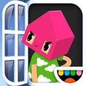 iPhone、iPadアプリ「トッカ・ハウス (Toca House)」のアイコン