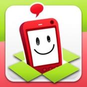 iPhone、iPadアプリ「Crosmile」のアイコン