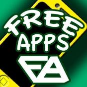 iPhone、iPadアプリ「無料アプリ - Free Apps」のアイコン