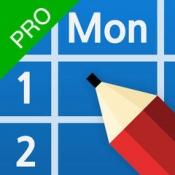 iPhone、iPadアプリ「ハンディ時間割 Pro」のアイコン