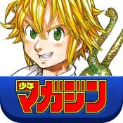 iPhone、iPadアプリ「少年マガジン コミックス 〜少年マガジン公式アプリ〜」のアイコン