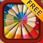 iPhone、iPadアプリ「グローのアート!無料」のアイコン