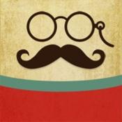 iPhone、iPadアプリ「Mustache Bash Free」のアイコン