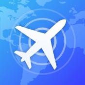 iPhone、iPadアプリ「フライトトラッカーー」のアイコン