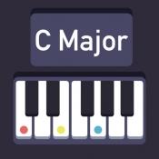 iPhone、iPadアプリ「ピアノ - 即興ピアノ」のアイコン
