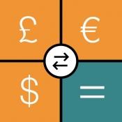 iPhone、iPadアプリ「Currency Converter Plus」のアイコン